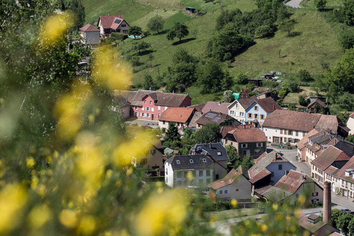 photo du village de Rombach-le-Franc